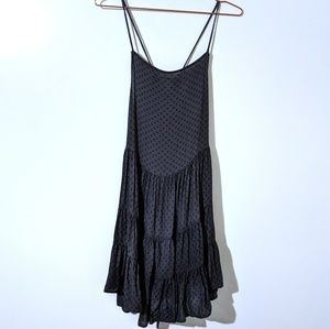 Intimately Free People Lace Up Slip Dress Size S